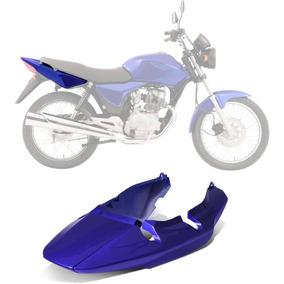 Rabeta Completa Honda Titan 150 2005/06 Pro Tork Azul