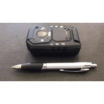 Body Cam Câmera Especial Resistente A Quedas E Agua