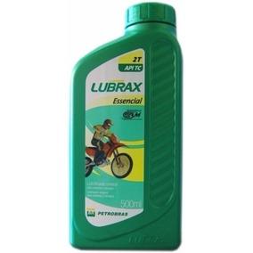 Kit C/6 Oleo Moto Lubrax 2t Dt Sae 30 - 500ml