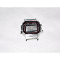 Caixa Do Relógio Casio G Shock Mod Dw 5000 Antigo Leia!