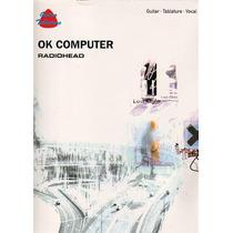 Radiohead - Ok Computer Tablatura Partitura Libro