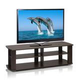 Mueble Para Tv Centro De Entretenimiento Furinno Marron