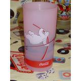 Coca Cola Vaso Colección Osos Polares - Salto Garrocha