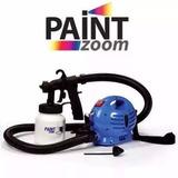 Pulverizador Para Pintura Paint Zoom O Verdadeiro 110v