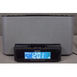 Corneta Radio Despertador Sony Icf-cs10ip Dream Machine