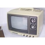 Televisor Semp Colorida Anos 70