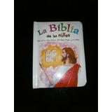 Biblia Para Niños Ilustrada!!! El Más Bello Regalo!!!