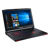 Notebook Gamer Acer Predator G9-793-70 I7 24gb Gtx1070 Tcy