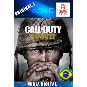 Call Of Duty Wwii Ps4 Br Psn Digital Code 1