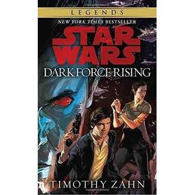 Star Wars Thrawn Trilogy 2: Dark Force Rising Zahn Timothy B