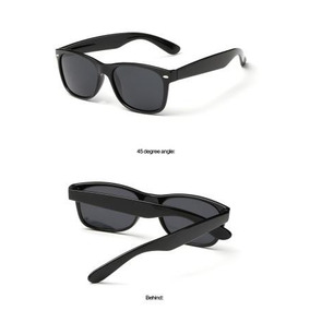 Óculos De Sol Roupai Polarizado Preto - Vid4 Lok4