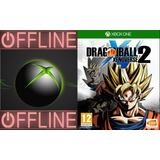 Dragon Ball Xenoverse2 Para Xbox One Offline