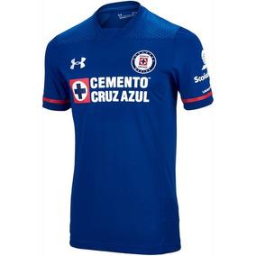 Jersey Playera Cruz Azul Local Hombre 2017 - 2017