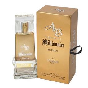 Perfume Spirit A&b Millionaire Feminino 100 Ml
