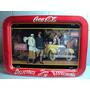 Bandeja Chapa Desayuno Coca Cola Touring Car 1924 Coke 1987