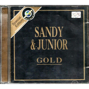 Cd Sandy & Junior Gold Special Edition 2002