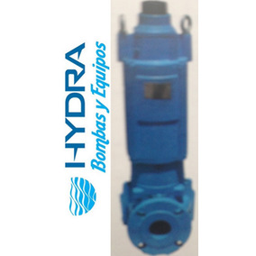 Bomba Sumergible Vortex Para Agua Lodosa 7 1/2 Hp