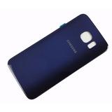 Repuesto Tapa Trasera Original Vidrio Samsung S6 Galaxy G920
