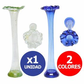 Floreros Vidrio Jirafa Evento Centro Mesa 20cm X 5cm - X1 Un