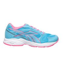 Zapatillas Reebok Running Master Run Turquesa/rosa