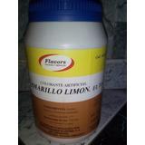 Colorante Artificial Amarillo Limon Flavors