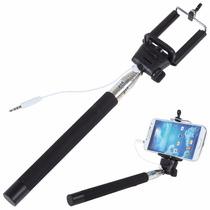 Monopod Selfie Con Cable De Aux Iphone Android.somos Tienda!