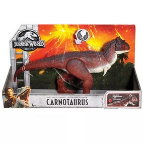 Brinquedo Dinossauro Carnotauro Do Filme Jurrassic World 2