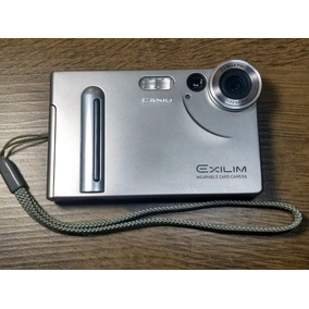 Câmera Digital Casio Exilim Ex-s2 2.0mp