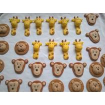 Apliques Animalitos En Porcelana