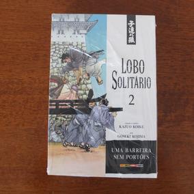 Manga - Lobo Solitário Vol. 2 - Panini Comics