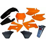 Kit Carenagem Honda Xr 250 Tornado 2006 A 2008