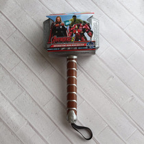 Vingadores Martelo Do Thor Musical E Acende Luz