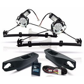 Kit De Vidro Eletrico Fox 2 Portas 2003-2009 Sensorizado