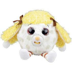 Pelúcia Zigamazoos Série 3 - Ovelha Branca/amarela