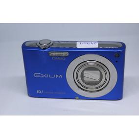 Câmera Digital Casio Ex-z100 Para Retirada De Peças