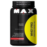 Promoção Whey Pro 1kg Pote - Max Titanium