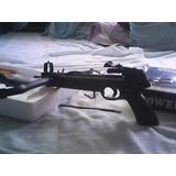 Crossbow Pistol Mini Ballesta 50 Lbs De Presion.