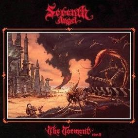 Seventh Angel - The Torment (ultra Raro) 1990