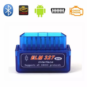 Scanner Automotivo Bluetooth 2.1 Obd2 Android Eml327 Fg