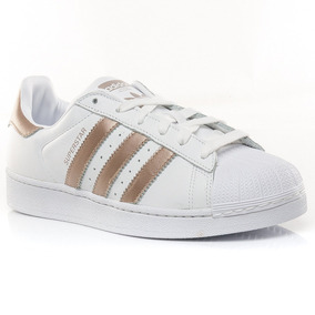 adidas originals superstar doradas