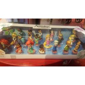 Disney Play Set De 20 Piezas Animators Collection