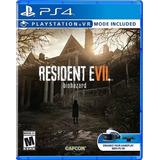 Nuevo Fisico Original Ps4 Resident Evil 7