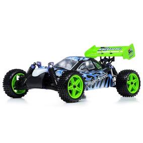 Carro De Controle Remoto Exceed Rc Buggy Nitro Hyper Speed