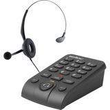 Telefone Intelbras Headset Com Base Discadora Hsb 50