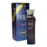 Sexy Woman Night Paris Elysees Perfume Feminino 100 Ml