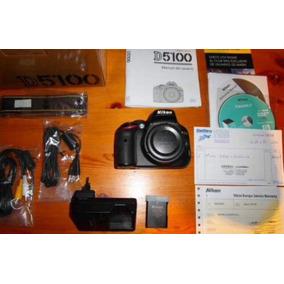 Camara Nikon D5100 . Excelentes Condiciones. Lente 18-55mm