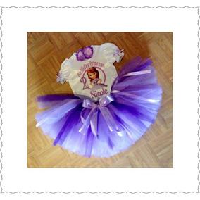 Tutus Personalizados Princesa Sofía Peppa Minnie Moana