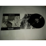 Lp Vinilo Nirvana- Bleach Remaster Press Usa
