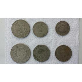 Monedas Mexicas Antiguas