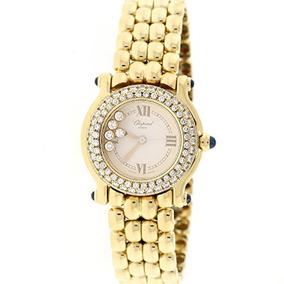 Chopard Happy Sport Analog-cuarzo Reloj Para Mujer 27 / (c